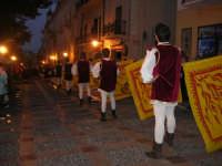 2° Corteo Storico di Santa Rita - Associazione Sbandieratori Città di Caccamo - 17 maggio 2008   - Castellammare del golfo (511 clic)