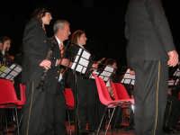 Il Concerto di Capodanno - Complesso Bandistico Città di Alcamo - Direttore: Giuseppe Testa - Teatro Cielo d'Alcamo - 1 gennaio 2009   - Alcamo (2963 clic)