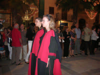 Festeggiamenti Maria SS. dei Miracoli - Il Corteo dei Conti di Modica in Piazza Ciullo - 20 giugno 2008   - Alcamo (563 clic)