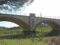 ponte ferroviario - 4 ottobre 2007  - Calatafimi segesta (1176 clic)