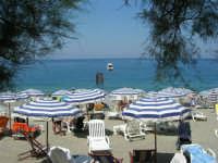 Villaggio Turistico Capo Calavà - la spiaggia - 23 luglio 2006  - Gioiosa marea (1455 clic)
