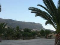il monte Erice - 29 luglio 2007  - Erice (1295 clic)