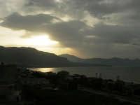 Golfo di Castellammare al tramonto - 20 aprile 2007  - Alcamo marina (1131 clic)