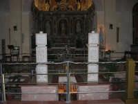 All'interno della Chiesa di San Vito - 28 settembre 2007   - San vito lo capo (753 clic)