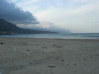 Spiaggia Plaja - il mare d'inverno - 11 gennaio 2009   - Castellammare del golfo (1262 clic)