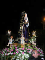 Processione del Venerdì Santo - 14 aprile 2006  - Alcamo (1278 clic)