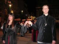 Festeggiamenti Maria SS. dei Miracoli - Il Corteo dei Conti di Modica in Piazza Ciullo - 20 giugno 2008   - Alcamo (705 clic)