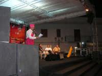 Cous Cous Fest 2007 - palco in piazza Santuario: Talk Food, presenta Sasà Salvaggio - 28 settembre 2007    - San vito lo capo (765 clic)