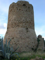 torre saracena - 4 gennaio 2007  - Torretta granitola (3080 clic)
