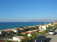 panorama del golfo di Castellammare, lato est - 5 agosto 2008   - Alcamo marina (877 clic)