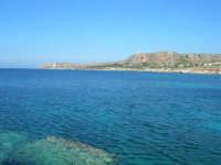 Golfo del Cofano: mare stupendo - 24 febbraio 2008  - San vito lo capo (517 clic)