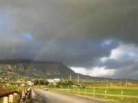 Monte Erice dopo la pioggia - 1 febbraio 2009   - Erice (3265 clic)