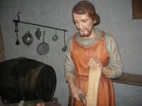 Gli altari di San Giuseppe - Il Santo al lavoro - 18 marzo 2009  - Balestrate (3538 clic)