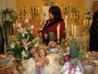 Gli altari di San Giuseppe - 18 marzo 2006  - Balestrate (2120 clic)