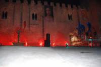 Festeggiamenti Maria SS. dei Miracoli - La Festa del Paradiso - L'Assalto al Castello - Piazza Castello - 20 giugno 2008   - Alcamo (490 clic)