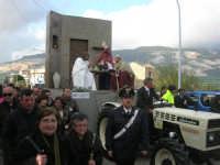 Processione della Via Crucis con gruppi statuari viventi - 5 aprile 2009   - Buseto palizzolo (1534 clic)