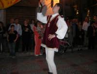 2° Corteo Storico di Santa Rita - Associazione Sbandieratori Città di Caccamo - 17 maggio 2008   - Castellammare del golfo (505 clic)