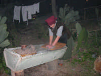 Presepe Vivente - 26 dicembre 2008  - Balata di baida (2398 clic)