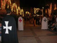 Festeggiamenti Maria SS. dei Miracoli - Il Corteo dei Conti di Modica in Piazza Ciullo - 20 giugno 2008   - Alcamo (576 clic)