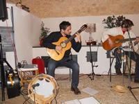 Concerto NAPOLINCANTO - Domenico De Luca (chitarra solista e percussione), Gianni Aversano (voce e chitarra) - 10 dicembre 2009  - Alcamo (1502 clic)