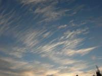 Cielo d'Alcamo - 4 marzo 2008  - Alcamo (770 clic)