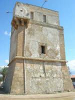 Torre di avvistamento - 28 settembre 2008   - Marausa lido (1210 clic)