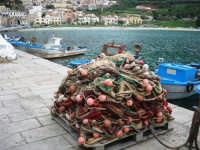 al porto - 20 aprile 2007  - Castellammare del golfo (753 clic)