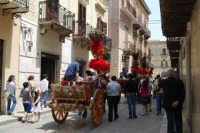 sfilata carretti siciliani - corso 6 Aprile - 18 maggio 2008  - Alcamo (739 clic)