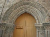Portale Chiesa S. Tommaso - 20 giugno 2008  - Alcamo (663 clic)