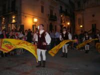 2° Corteo Storico di Santa Rita - Associazione Sbandieratori Città di Caccamo - 17 maggio 2008   - Castellammare del golfo (470 clic)