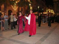Festeggiamenti Maria SS. dei Miracoli - Il Corteo dei Conti di Modica in Piazza Ciullo - 20 giugno 2008   - Alcamo (575 clic)