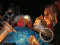 Carnevale 2008 - XVII Edizione Sfilata di Carri Allegorici - Cavalcano gli ... Eroi a Roma - Comitato San Marco - 3 febbraio 2008   - Valderice (654 clic)