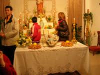 Gli altari di San Giuseppe - 18 marzo 2006  - Balestrate (2715 clic)