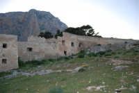 Monte Monaco e la tonnara - 24 febbraio 2008  - San vito lo capo (555 clic)