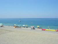 Villaggio Turistico Capo Calavà - la spiaggia ed il mare - 23 luglio 2006  - Gioiosa marea (2761 clic)