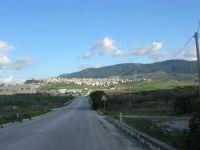la città . . . da lontano - 9 marzo 2008   - Sambuca di sicilia (1905 clic)