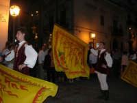 2° Corteo Storico di Santa Rita - Associazione Sbandieratori Città di Caccamo - 17 maggio 2008   - Castellammare del golfo (525 clic)