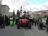 Processione della Via Crucis con gruppi statuari viventi - 5 aprile 2009   - Buseto palizzolo (1568 clic)