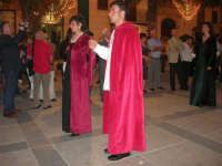 Festeggiamenti Maria SS. dei Miracoli - Il Corteo dei Conti di Modica in Piazza Ciullo - 20 giugno 2008   - Alcamo (535 clic)