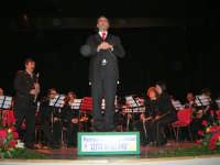 Il Concerto di Capodanno - Complesso Bandistico Città di Alcamo - Direttore: Giuseppe Testa - Teatro Cielo d'Alcamo - 1 gennaio 2009   - Alcamo (3662 clic)