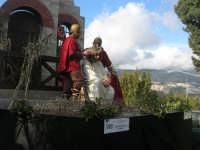 Processione della Via Crucis con gruppi statuari viventi - 5 aprile 2009  - Buseto palizzolo (1681 clic)