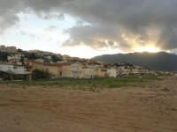 Zona Canalotto - la spiaggia, le case - 8 febbraio 2009  - Alcamo marina (2651 clic)