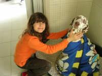 Giorgia e Laika - 24 aprile 2005  - Alcamo (2518 clic)