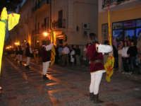 2° Corteo Storico di Santa Rita - Associazione Sbandieratori Città di Caccamo - 17 maggio 2008   - Castellammare del golfo (474 clic)