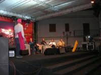 Cous Cous Fest 2007 - palco in piazza Santuario: Talk Food, presenta Sasà Salvaggio - 28 settembre 2007    - San vito lo capo (811 clic)