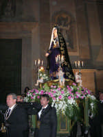 Processione del Venerdì Santo - 14 aprile 2006  - Alcamo (1527 clic)