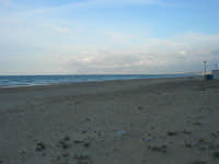 Spiaggia Plaja - il mare d'inverno - 11 gennaio 2009   - Castellammare del golfo (1447 clic)