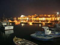 al porto di sera - 11 aprile 2009  - Castellammare del golfo (1007 clic)