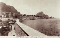 Panorama (Dalla diga del porto)  - Porticello (5140 clic)
