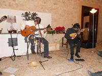 Concerto NAPOLINCANTO - Gianni Aversano (voce e chitarra), Ferdinando Piscopo (mandolino) - 10 dicembre 2009  - Alcamo (1652 clic)